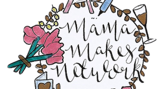 Mama makes Network logo